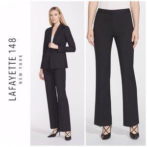 Lafayette 148 New York Menswear Trouser